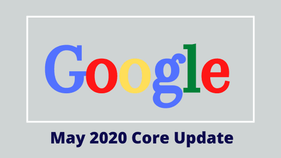 May 2020 core update in hindi