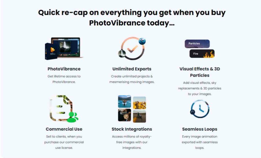 Photovibrance complete details