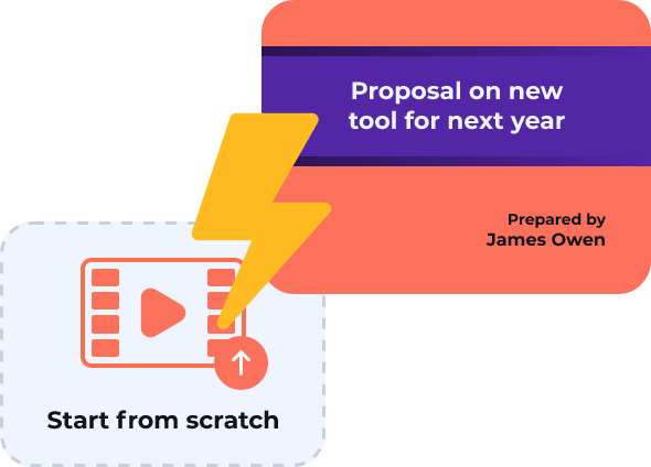 VidProposal features